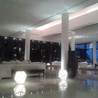 Photo taken at Mövenpick Hotel Gammarth Tunis by Amel B. on 10/6/2013