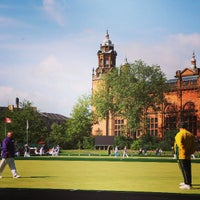 Photo taken at Kelvingrove Bowling by Christophe J. on 8/31/2013