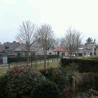 Photo taken at Tspeelpleintje by Niels V. on 2/26/2013