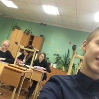 Photo taken at Школа № 1 by Сережа Н. on 10/25/2016