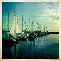 Photo taken at Port de St-Blaise by Stefan N. on 10/20/2012