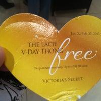 Photo taken at Victoria's Secret PINK by Jocelyn C. on 2/25/2013
