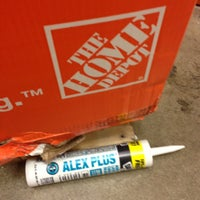 Photo taken at The Home Depot by Alex on 1/29/2013