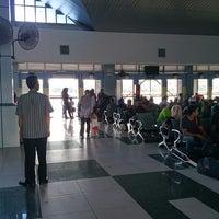 Photo taken at Jeti Kuala Perlis by Amirul F. on 6/7/2013