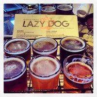 Photo taken at Lazy Dog Restaurant & Bar by Jaymie G. on 6/24/2013