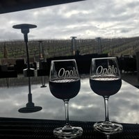 Photo taken at Opolo Vineyards by Antoinette B. on 2/26/2017