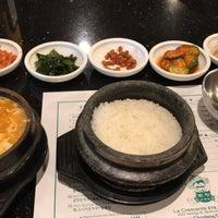 Photo taken at Cho Dang Tofu & BBQ by Antoinette B. on 11/20/2017