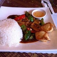 Photo taken at Royal Thai Restaurant by Rj D. on 3/27/2014