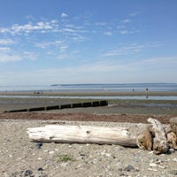 Photo taken at Crescent Beach by Greg I. on 7/1/2013