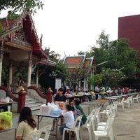 Photo taken at Wat Nuannoradit by ถนัดศิลป์ on 10/20/2013