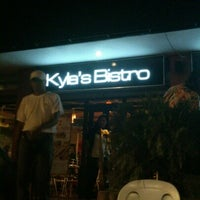 Photo taken at Kyla's Bistro by Nicolai R. on 1/10/2013