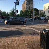 Photo taken at The Delmar Loop by Jason K. on 5/13/2017