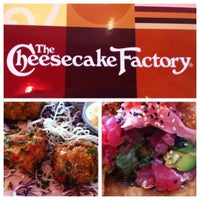 Photo taken at Cheesecake Factory by Anne H. on 10/12/2012
