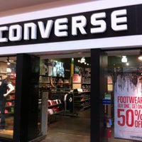 Photo taken at Converse Factory Outlet by Anne H. on 12/18/2012