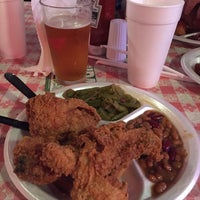 Photo taken at Champy's Famous Fried Chicken by John T. on 8/13/2015