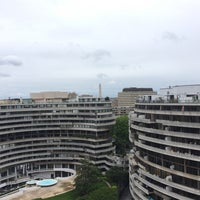 Photo taken at The Watergate Hotel by John T. on 5/6/2017