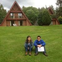 Photo taken at Hilton Coylumbridge by Chiou H. on 6/28/2014