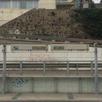 Photo taken at Metro Valparaiso - Estación Recreo by Rodrigo B. on 8/23/2015