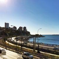 Photo taken at Metro Valparaiso - Estación Recreo by Rodrigo B. on 11/19/2015
