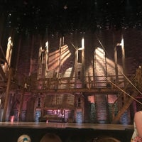 Photo taken at Hamilton: An American Musical by Don K. on 7/18/2018
