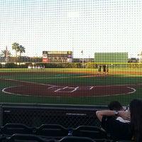 Photo taken at Packard Baseball Stadium by Josh L. on 4/21/2013