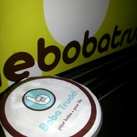Photo taken at The Boba Truck by Brian W. on 2/14/2013