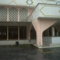 Photo taken at Masjid seri rampai setapak by Houssaini A. on 11/28/2012