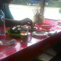 Photo taken at Bendungan Gerak Serayu by Imron R. on 12/11/2016