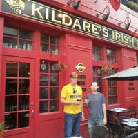 Photo taken at Kildare's Irish Pub by Brodie J. on 9/17/2012