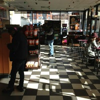 Photo taken at Dunkin Donuts by Justin T. on 12/21/2012
