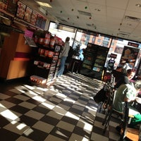 Photo taken at Dunkin Donuts by Justin T. on 12/14/2012