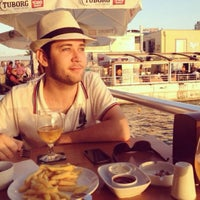Foto tirada no(a) Cafe Port Bistro por Özgün Ö. em 5/19/2013