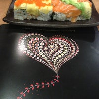 Photo taken at Sushi Shop by Lex L. on 3/16/2013
