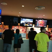Photo taken at TGV Cinemas by lindda d. on 2/16/2013