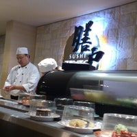 Photo taken at Sushi Zento by Sin S. on 10/13/2012