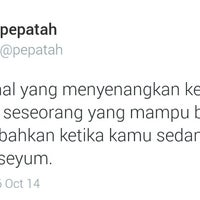 Photo taken at Jambatan Tun Abdul Rahman Ya'akub by SherryWan  예. on 10/16/2014