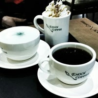 Photo taken at enoch coffee by Hyeon B. on 10/3/2013