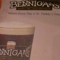 Photo taken at Bennigan's by Daniel C. on 11/18/2012