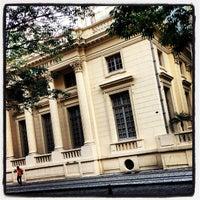 Photo taken at Academia Brasileira de Letras (ABL) by Alex F. on 2/8/2013