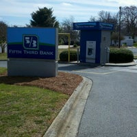 Photo taken at Fifth Third Bank & ATM by Dale L. on 2/27/2013