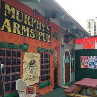 Photo taken at Murphy's Arms Pub by Nora T. on 7/26/2014
