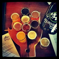 Photo taken at Burnside Brewing Co. by Rick A. on 7/1/2013