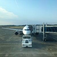 Photo taken at Tottori Airport (TTJ) by Takayoshi S. on 6/13/2013