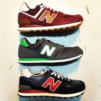 Photo taken at New Balance by Chalith on 7/5/2013