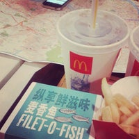 Photo taken at McDonald's by Azreen N. on 5/3/2013