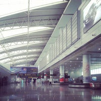 Photo taken at Guangzhou Baiyun International Airport (CAN) by Azreen N. on 5/2/2013