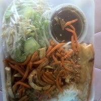 Photo taken at Nguyen Huong Vietnamese Sandwiches by Art L. on 9/30/2012