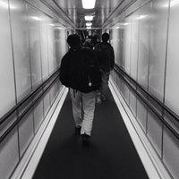 Photo taken at Gate 5 by momo on 11/30/2014