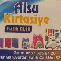 Photo taken at ALSU kırtasiye by Fatih A. on 8/29/2015
