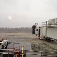 Photo taken at Gate 3 by Marilyn S. on 1/15/2014